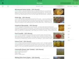 Best App for Managing Recipes