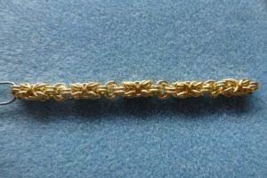 Byzantine double loop variant