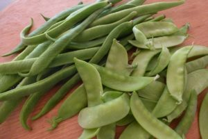 Growing Peas & Beans