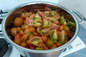 Easy Tomato Puree Recipe