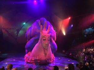 Cirque du Soleil: Mystere