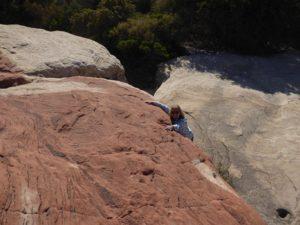 Rock climber?