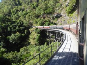 Day 2: Kuranda Scenic Railway and Skyrail Rainforest Cableway