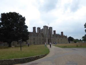 Knole House and Knole Park