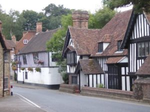 Ightham Village