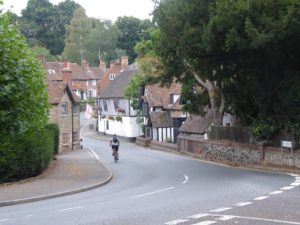Ightham Village - The Street