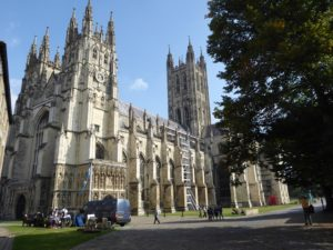 City of Canterbury & Canterbury Cathedral