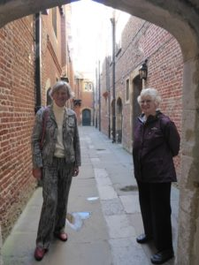 Sue and Gill