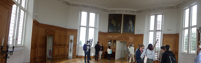 The Octagon Room
