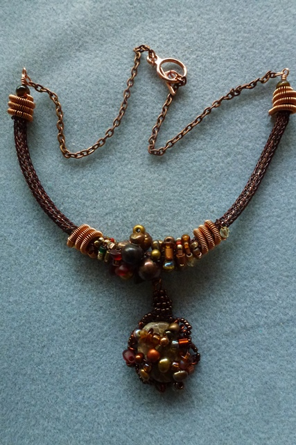 Finished Necklace