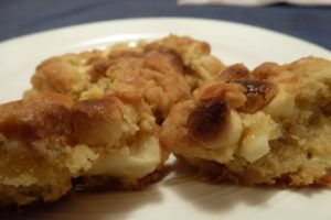 Macadamia & White Chocolate Cookie Recipe