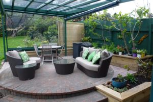 Creating a Backyard Haven