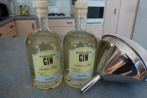 Making Gin at Home