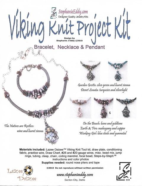 Viking Knitting Project
