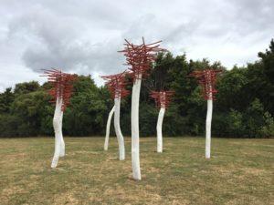 David Carson: Faux Topiary