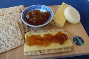 Fig & Ginger Jam with Cheeseboard