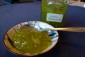 Fresh & Zingy Lime Marmalade Recipe