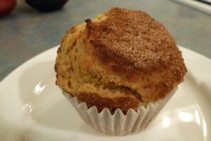 Orange & Cinnamon Muffins
