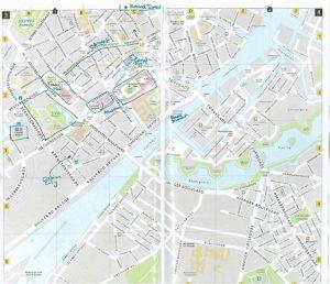 Copenhagen Map 1