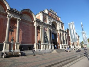 Glypotek - modern art museum