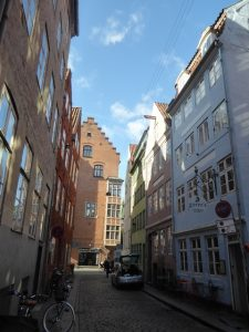 One of the oldest streets