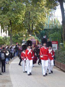 Tivoli Gardens 175th Anniversary Parade