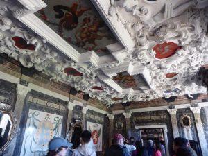 Marble Chamber - Rosenborg Castle
