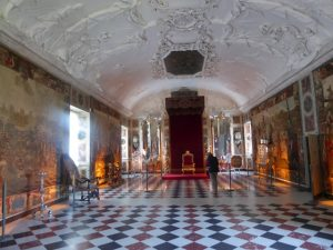 Long Hall, Rosenborg Castle