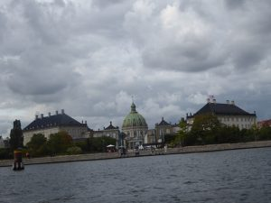Marble Church and Amalienborg Square