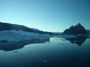 Ingmikortilaq before sun up