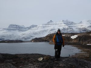 Laurie - our Expedition Leader