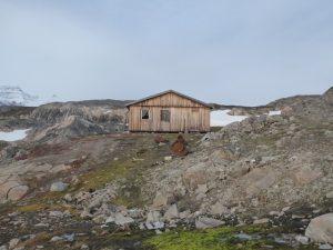 Hunters' cottage
