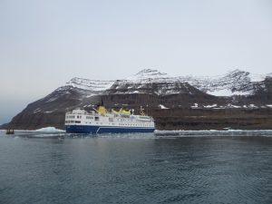 Ocean Nova at Vikingsbugt