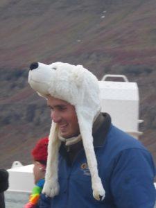 Another polar bear???