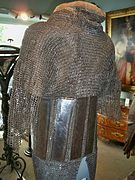 From Wikipedia: example of Mughal armour