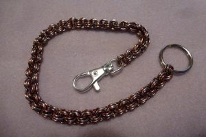 Finished wallet chain