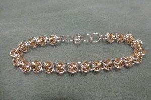 Double Orbital Bracelet