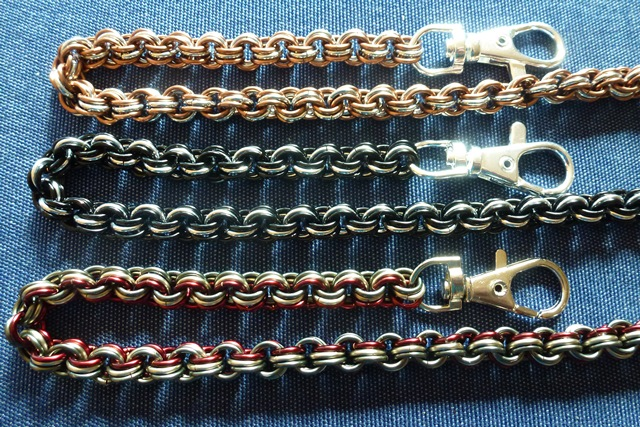 Chainmaille Wallet Chains