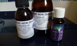 Jojoba, Rosehip and Lavender Oils