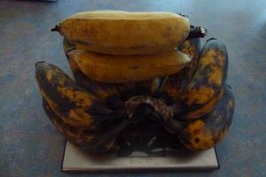 A good way to use lots of ripe bananas