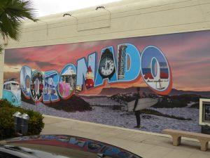 Coronado Island Mural