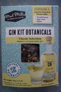 Gin Botanicals Kit