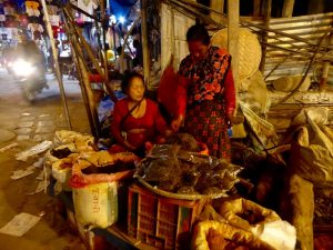 Spice sellers, Asan Tole Market