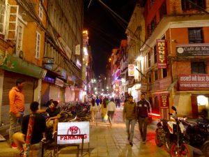 Freak Street, Kathmandu Durbar Square