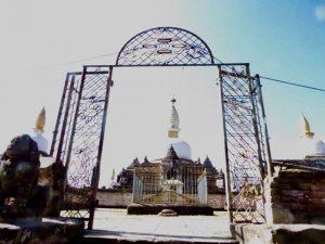 Chilancho Buddhist Shrine, Kirtipur