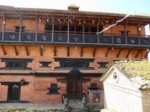Buddhist Monastery, Kirtipur