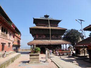 Bagh Bhairav Temple, Kirtipur