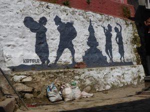 Mural, Kirtipur