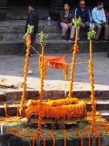 Preparing bodies for cremation