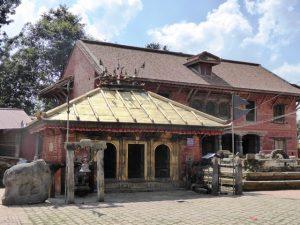 Monastery at Changu Nayaran